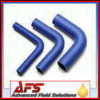 90 Degree BLUE Silicone Elbow Hose Silicon Rubber Coolant Tube Radiator Pipe Air
