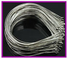 3 5 7mm 10 20 50 100pcs Bulk Metal Sliver Hair Band DIY Craft Hairbands Bend End