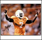 Jerod Mayo Tennessee Vols Signed 16x20  New Enland Patriots