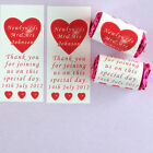 Personalised LOVE HEART sweets Personalised just for you! Great Wedding favours!