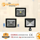 Outdoor IP65 Waterproof COB SMD LED Floodlight 10W 20W 30W 50W Warm Day White