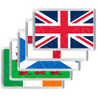 FLAGS OF THE WORLD ANY COUNTRY FRIDGE MAGNET