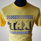 Taxi Retro TV Series T Shirt 70's 80's Classic Cool Hipster Tee Vintage
