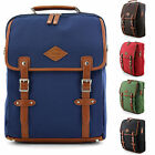 Unihood NWT Brand New Mens Backpack School Messenger Bag Casual Shoulder Bags