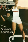 The Summer Olympics Marathon Shooting Bicycle Sport Vintage Poster Repro FREE SH
