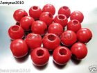 100pcs Round Wood Ball Spacer Loose Beads 4mm 6mm 8mm 10mm 12mm 14mm 16mm Pick