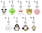 Surgical Steel Themed Funky Belly Bars Body Piercings - 1.6mm x 10mm