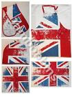 UNION JACK KITCHEN PRINTED LINEN RANGE