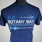 Botany Bay Star Trek II The Wrath Of Khan Retro Sci Fi Movie T Shirt Kirk Spock