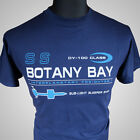 Botany Bay Star Trek II The Wrath Of Khan Retro Movie T Shirt Kirk Spock