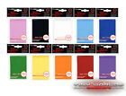 Ultra Pro Standard Deck Protectors 50 / 100 - Choose Colour - Magic Card Sleeves