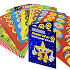 Pick n Mix Scratch & Sniff Teacher Reward Stickers and Free Pocket Reward Chart