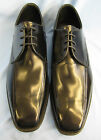 MENS LEATHER LACE UP FASTENING LOAKE (MCQUEEN)