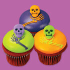 HALLOWEEN SUGAR CUPCAKE, CAKE, COOKIE DECORATIONS