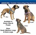 Ancol Nylon Dog Harness Urban Camo - All Sizes / All Colours