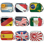 MENS WOMENS GOLA NATIONS RETRO MESSENGER SHOULDER BAG