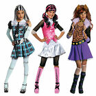 Child Toy Dolls Monster High Drakulaura Vampire Frankie Clawdeen Wolf Costume