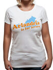 Official Foo Fighters (Arlandria) Women's Fitted T-shirt - All sizes
