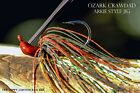 Old Hippy Custom Arkie Flipping Jig - Ozark Crawdad