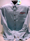 GM LICENSED PONTIAC GTO LONG SLEEVE DENIM SHIRT