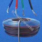 5m to 200M 4p pin RGB Extension Wire Cable Cord Line for 5050 3528 RGB LED Strip
