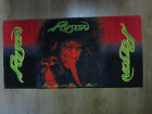 POISON - OPEN UP AND SAY AHH.. ...BEACH,SPORT& HOME TOWELS..MEGA RARE..