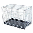dog crate cages + bed + 2 x bolt on bowls, new dog starter pack 2 door all sizes