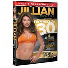 Jillian Michaels Ripped in 30, 2011 Workout Exercise DVD Video, New