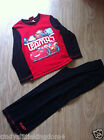 BNWT DISNEY CARS 2 LONG PYJAMAS