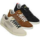 Puma by Rudolf Dassler Ansbach Lo Suede Men's Trainers in Brown, Black or White
