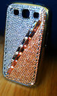 EXCLUSIVE PREMIUM DIAMOND CASE for SAMSUNG GALAXY S3 -  DIAMANTE BLING COVER