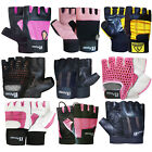 ZstarAX Weight Lifting Gloves Gym Exercise Body Building Gloves Ladies, Mens