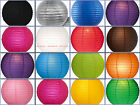 "12X round Chinese paper lanterns lamp 12"" Wedding Party Floral Event decoration"