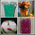 Water beads -usa water jelly beads - vase filler pearls -each pk makes 1 1/2 Qrt