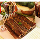 Luxury Treat Cuisine- All Natural Healthy Dog Beef Jerky Light Lean Made in USA