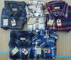 SONOMA REGULAR MENS WEEKEND FLANNEL SHIRT STYLING, QUALITY, EXTRA SOFT LIST $40