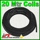Cotton Over Braided Rubber Petrol Diesel Fuel Line Tubing Hose Pipe Tube Carb UK