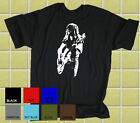 MALCOLM YOUNG (AC/DC) Retro Rock T-Shirt: All Sizes