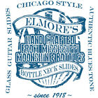 "ELMORE JAMES inspired ""Blues Guitar Slides"" Chicago Blues T-Shirt All Sizes"