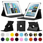 """CASE FOR SAMSUNG GALAXY TAB 2 7.0"""" (P3100/P3110) 360 SMART COVER STAND HOLDER"""