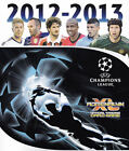 PICK MANCHESTER CITY or UNITED PANINI CHAMPIONS LEAGUE ADRENALYN CARDS 2012 2013