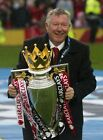 Sir Alex Ferguson - Manchester United - A4/A3  Photo Print