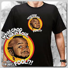 Retro Mashed Up MR T & GARY COLEMAN T-SHIRT, 70s 80s TV series parody funny tee