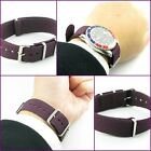 UP01 Quality Military Nylon 20mm Watch Band Strap Fit SeikoCasioPANERAIGMT