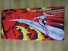 JOE SATRIANI  - SURFING WITH THE ALIEN  ...BEACH,SPORT& HOME TOWELS..MEGA RARE..