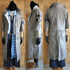 Final Fantasy XIII FF13 Snow Villiers Cosplay Costume Tailored Free Shipping New