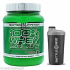 Scitec Nutrition 100% Whey Isolate Protein 700g 2000g 4000g CrossFit