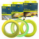Rio Freshwater Series Trout Fly Fishing Line Gold Floating Streamer / In Touch