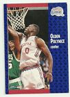1991 Fleer Olden Plynice Los Angeles Clippers