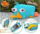 PERRY THE PLATYPUS IPHONE 4 4S 5 CUTE CARTOON SOFT GEL CASE from DISNEY PHINEAS